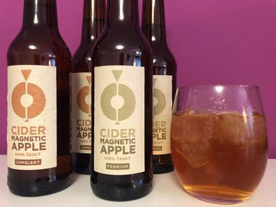 Cider Magnetic Apple - recenze